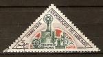Sellos del Mundo : Africa : Benin : Impuesto de sellos-Receptor Morse.