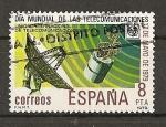Sellos de Europa - España -  Dia Mundial de las Telecomunicaciones.