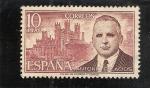 Sellos de Europa - España -  Antonio Palacios edifil nº 2242