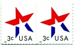 Sellos de America - Estados Unidos -  SELLOS DE DISPENSADOR