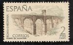 Sellos del Mundo : Europa : España : Puente de Alcantara edifil nº 2185 Roma Hispania