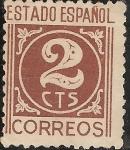 Sellos de Europa - España -  2 Cts