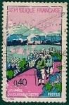Stamps France -  AÑO PEDRESTE DE FRANCIA