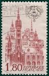 Stamps France -  Ciudades y monumentos, LILLE