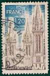 Sellos de Europa - Francia -  Ciudades y monumentos, SAINT POL DE LEON