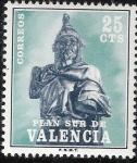 Sellos del Mundo : Europa : España : Jaime I, El Conquistador - Plan Sur de Valencia