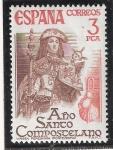 Sellos del Mundo : Europa : España : Virgen Peregrina (Pontevedra) - Año Santo Compostelano