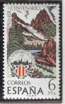 Sellos del Mundo : Europa : España : Primer  Centenario del centro excursionista de Cataluña