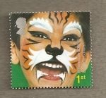 Stamps United Kingdom -  Millenium 2001