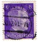 Stamps : Europe : Germany :  Serie básica Hiler  color - 1