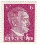 Sellos de Europa - Alemania -  Serie básica Hiler  color - 3  / errores en impresión