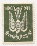 Stamps Germany -  Air Post Stamps