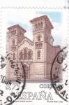 Sellos de Europa - España -  iglesia de san jorge-alcoy