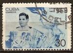 Sellos del Mundo : America : Cuba : Dionisio San Román y la revuelta de Cienfuegos.