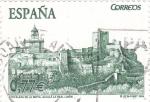 Stamps Spain -  fortaleza de la mota- alcala la real (Jaén)