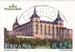 Sellos de Europa - España -  parador de lerma