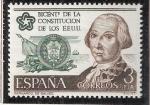Sellos de Europa - España -  Bernardo de Gálvez