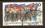 Sellos del Mundo : Europa : Noruega : Centenario del Ejército de Salvación en Noruega. Banda.