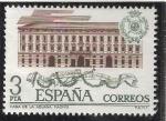 Sellos del Mundo : Europa : España : Casa de la aduana, Madrid