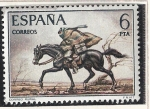 Stamps Europe - Spain -  Correo Rural