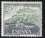Sellos del Mundo : Europa : España : Las Cañadas, Tenerife