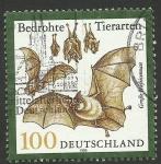 Stamps Germany -  Murciélago