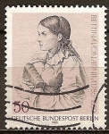 Sellos de Europa - Alemania -  200 Cumplea�os Bettina von Arnim.