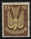 Sellos de Europa - Alemania -  Air Post Stamps