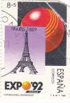 Sellos de Europa - España -  EXPO 92 -