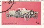 Stamps Asia - Nagaland -  coches antiguos-silver ghost 1911