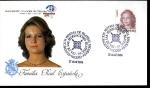 Stamps Spain -  Sobres 1er dia