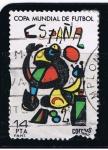 Stamps Spain -  Edifil  2644  Copa Mundial de Fútbol España´92