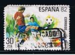 Stamps Spain -  Edifil  2614  Copa Mundial de Fútbol, España´82