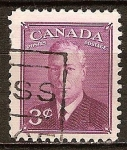 Sellos del Mundo : America : Canadá : El rey Jorge VI