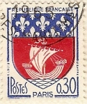 Stamps Europe - France -  Paris