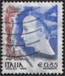 Sellos de Europa - Italia -  S. Giorgio e la principessa di Trebisonda