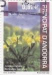 Stamps Andorra -  patrimonio natural