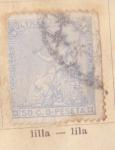 Sellos de Europa - España -  Antillas Posesion Española Ed. 1874