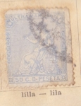 Sellos del Mundo : Europa : España : Antillas Posesion Española Ed. 1874