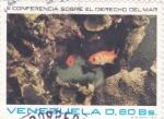Sellos de America - Venezuela -  conferencia sobre el derecho del mar
