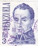 Sellos del Mundo : America : Venezuela :  General Simón Bolivar