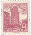 Stamps Austria -  viena-erdberg