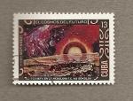 Stamps Cuba -  El cosmos del futuro