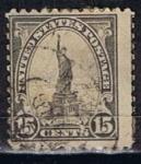 Sellos de America - Estados Unidos -  Scott  696 Livertad (3)