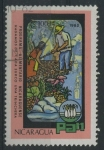 Sellos de America - Nicaragua -  S1184 - Programa Alimentario Nicaragüense