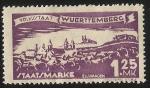 Sellos de Europa - Alemania -  German States-Wurttemberg-View of Ellwangen