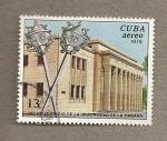 Stamps Cuba -  250 Aniv. Universidad de la Habana