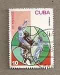 Sellos de America - Cuba -  España 82