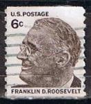 Stamps United States -  Scott  1305 Roosevelt