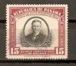 Sellos de America - Panamá -  RICARDO   ARIAS